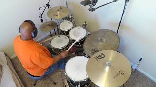 John Legend & The Roots - Compared to What (Drum Cover) Gene McDaniels