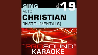 Psalm 139 (Karaoke Instrumental Track) (In The Style Of Rebecca St. James)
