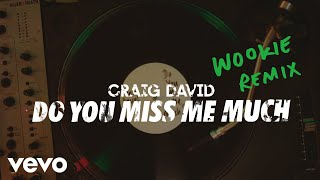 Craig David   Do You Miss Me Much (Wookie Remix) [Audio]