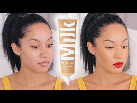 Blur Liquid Matte Foundation by Milk Makeup #3