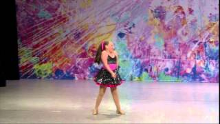2016 Audrey dance solo - Momma Knows Best
