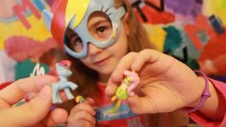 Обзор ПОНИ My little Pony коллекция Миланы
