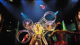 Cirque du Soleil - Traumwelten Film Trailer