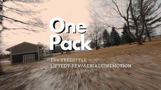 One Pack - FPV Freestyle