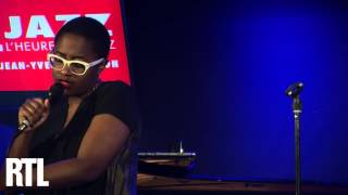 Cécile Mc Lorin Salvant - It ain't necessarily so en live dans l'heure du Jazz Sur RTL - RTL - RTL