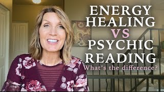 Energy Healing VS Psychic Reading [Energy Shot #66]