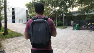 Kuwow 2.0 Anti-Theft Backpack Review