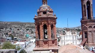 preview picture of video 'zacatecas repique en el convento franciscano'