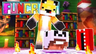 RITUAL SACRIFICE TO TRY SUMMON OLI! - Minecraft Funcraft EP 30