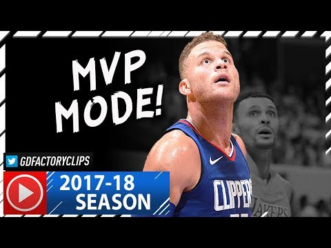 Blake Griffin Full Highlights vs Lakers (2017.10.19) – 29 Pts 12 Reb BEAST!