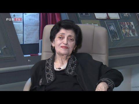 Bac tv. Հայ կանայք իսկապես հերոսներ են․ Ռիմա Դեմիրճյան