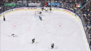 The SECRET to HITTING and BOARDPLAY in NHL 17 (How to NHL pt 38)