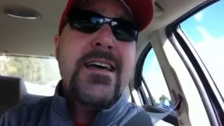 DMB fan singing Dreams of our Fathers