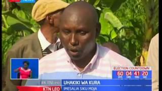 Uhakiki wa kura : wenyeji wa  Nyeri wapata usaidizi kutoka kwa kundi la