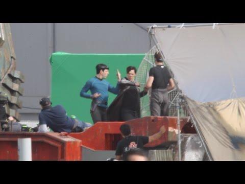 Star Trek Into Darkness - Behind The Scenes Video