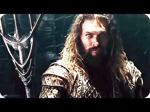 JUSTICE LEAGUE Aquaman Trailer Teaser (2017) DC Superhero Movie
