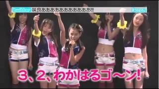 HKT48宮脇咲良デビュー当時