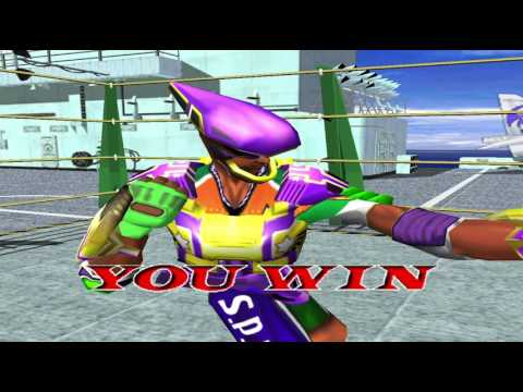 Fighting Vipers 2 смотреть онлайн видео в отличном качестве