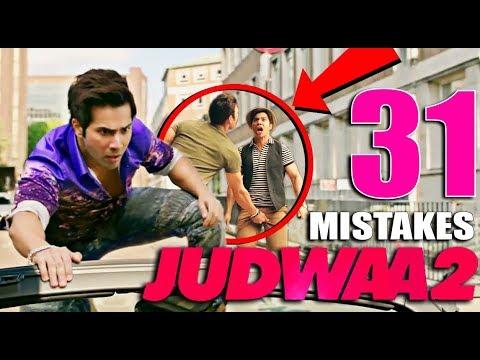 [EWW] Everthing Wrong With JUDWAA 2 (Movie 31 Mistakes in Judwaa 2)