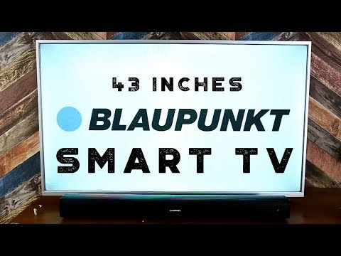 43″ Budget Smart LED TV with  Best Sound Experience