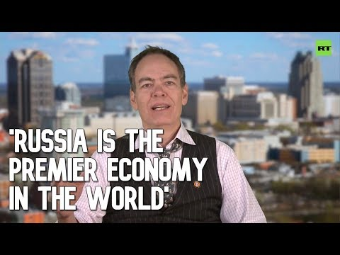 Max Keiser: 'The Russian economy is bulletproof. I agree'