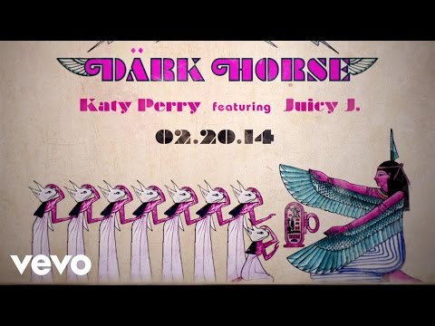 Katy Perry - Dark Horse (Music Video Trailer)
