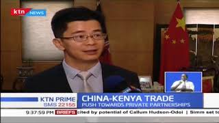 China to consider public-private-partnerships in Kenya