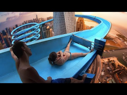 Top 10 MOST INSANE BANNED Waterslides YOU CAN'T GO ON ANYMORE!