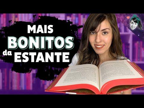 LIVROS MAIS BONITOS DA MINHA ESTANTE | Livro Lab