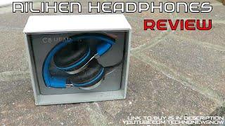 Ailihen C8 Heaphones Unboxing & Review | Budget Headphones