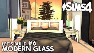 Die Sims 4 Modern Glass Haus Bauen Let