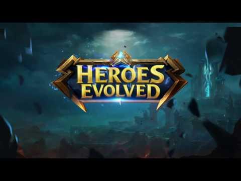 Vídeo do Heroes Evolved