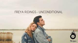 Freya Ridings   Unconditional (Lyrics Video)