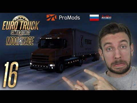 FINSKO V MLZE! | Euro Truck Simulator 2 ProMods & RusMap #16