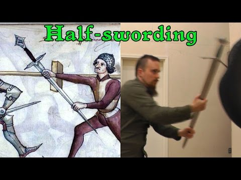 Half-swording - Why Grabbing A Sharp Blade In A Sword Fight Is Not Crazy Mp3