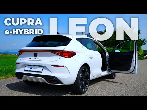 New Cupra Leon e-Hybrid 2021