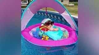 أطفال يلعبون المياه لأول مرة ★ مضحك وفشل تجميع الفيديو2