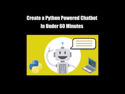 Chatterbot - Machine Learning Conversational Dialog GUI made with