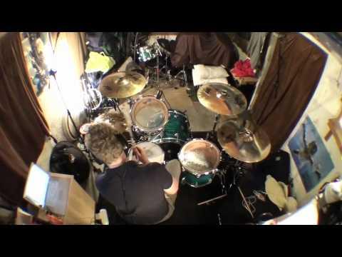 Foo Fighters | Let It Die | Ben Powell (Drum Cover)
