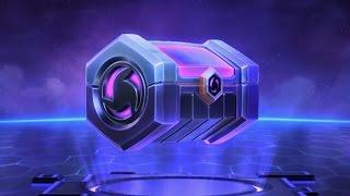 Открытие сундучков в Heroes of the Storm - Ленивый Контент