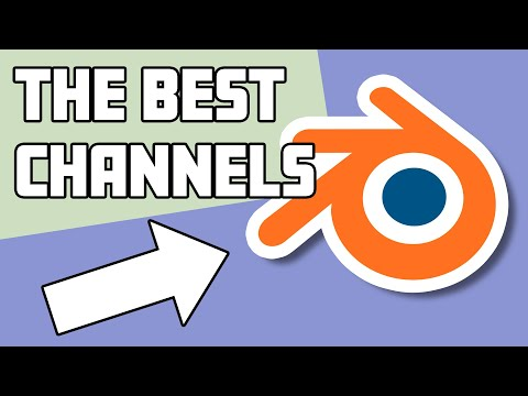 THE ULTIMATE BLENDER TUTORIAL LIST (Best Blender Tutorial Channels 2020)