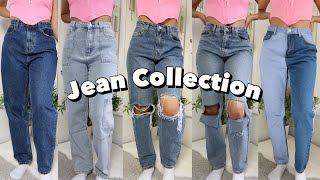 My Favorite Jeans! Affordable Jean Collection 2020 (Where They're From & Prices!)