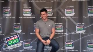Daryl Ong sings 'STAY' (OTWOL Theme Song) on Kapamilya Live Chat