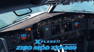 zibo 737-800 x plane 11 - 免费在线视频最佳电影电视节目