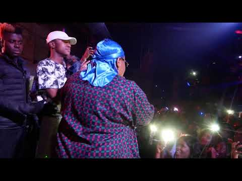 Teniola Apata aka Teni Makanaki aka Sugar Mummy of Lagos was live in Winnipeg May 19th 2019