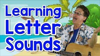 Learning Letter Sounds Version 2 Alphabet Song For Kids Phonics For Kids Jack Hartmann