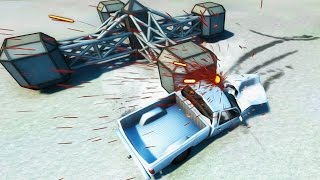 GRINDER OF DEATH! | BeamNG.Drive #14