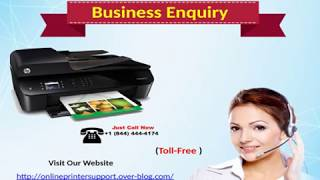 HP Printer Customer Service Number | Call +1~844~444~4174