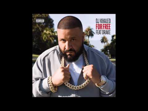 DJ Khaled ft  Drake - For Free (Original  Audio) HQ