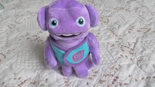 Boove - мягкая игрушка из мультфильма Дом, обзор покупки на Алиэкспрес